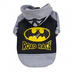 Batman's suit hoodie sweatshirt Cat