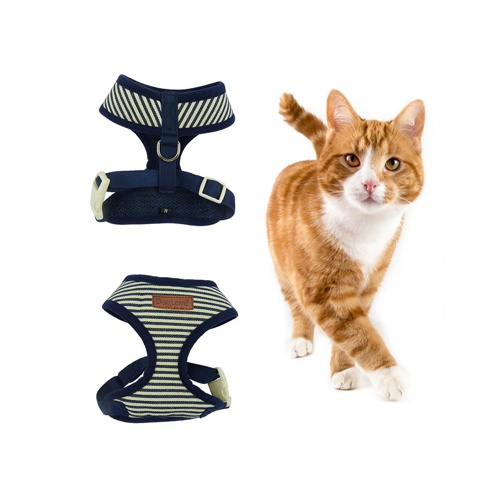 Comfortable harness for cats