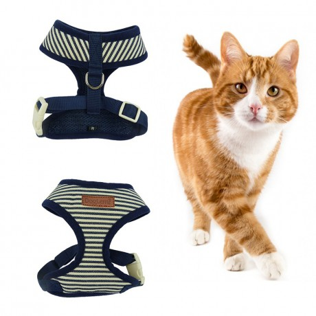 Cat Harness - pressure-free - Marina