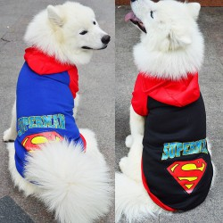 Bluza rozpinana Superman 3XL