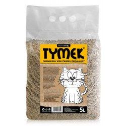 Clumping Litter wooden Tymek