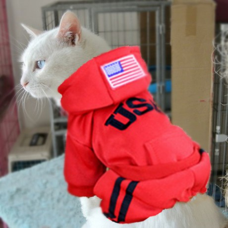 Dres Cat - USA 3 colors