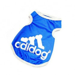 T-shirt Adidog dog, cat