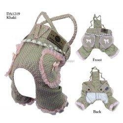 Spodnie dla piesków - dżinsowe