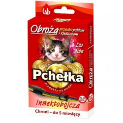 Collars for fleas, ticks dlakota, pchelka