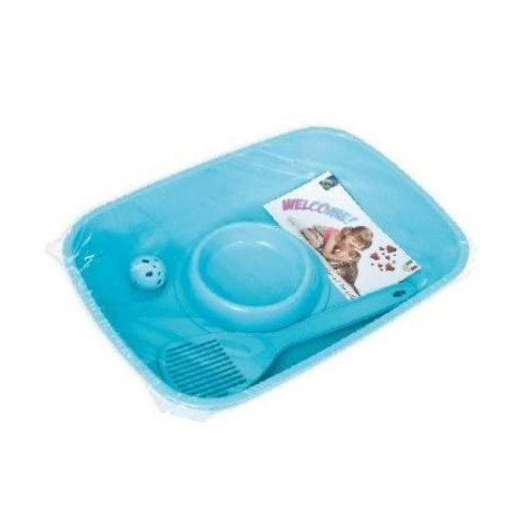 Cat litter tray ,bowl,toy,paddle