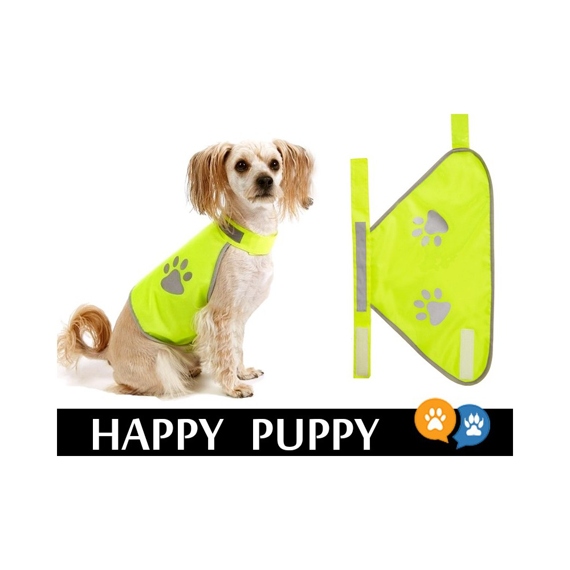 Kamizelka odblaskowa dla psa