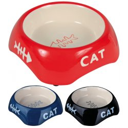 Bowl Cat Fish bone