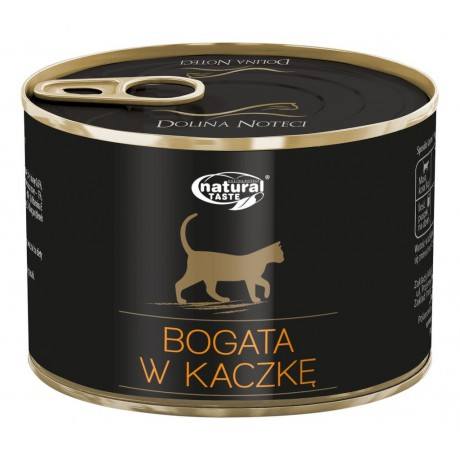Cat Food Valley Notecikaczka185g