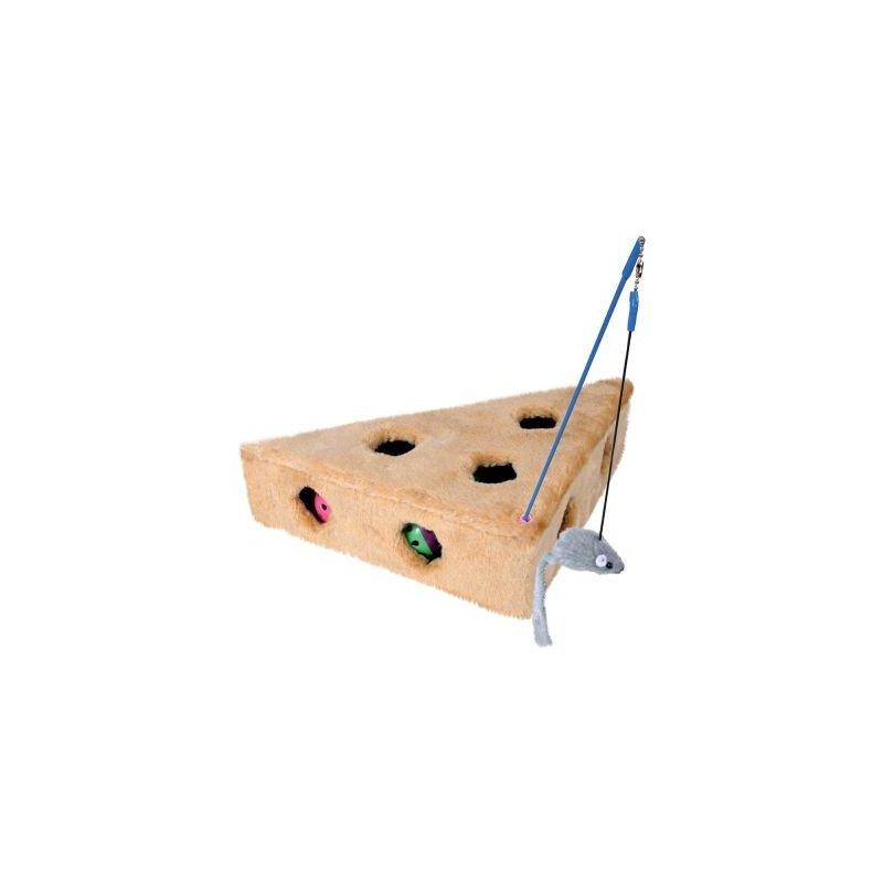 Zabawka ser dla kota