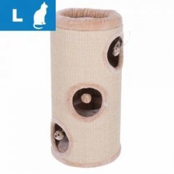 Scratching cat tower L 85 cm
