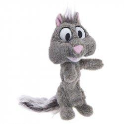 Zabawka pluszak z piszczałka Wiewiór