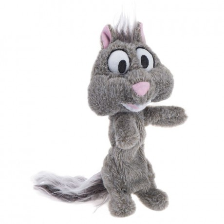 Plush toy with squeaker Wiewiór