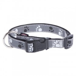 Reflective dog collar M