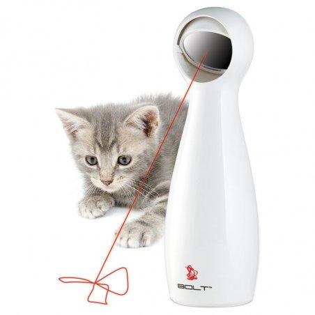 Laserowa zabawka dla kota