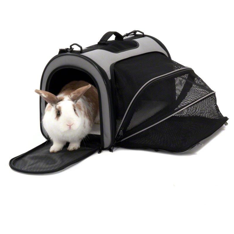 10a4f9bf9860f2 Torba transportowa z wybiegiem dla królika
