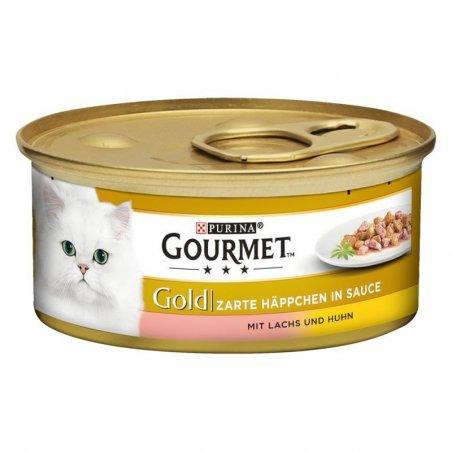 Gourmet Gold Kawałki w sosie 12 x 85 g
