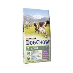Purina Dog Chow Adult Lamb & Rice, 14kg