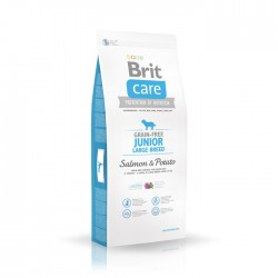 Brit care grain free Junior Large 3 kg