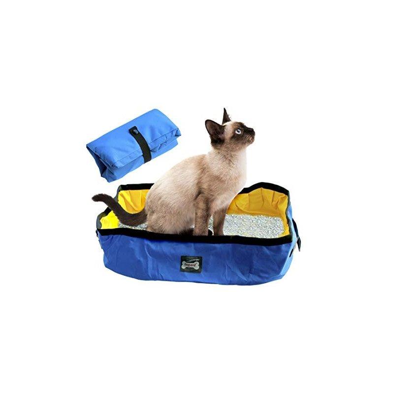 Kuweta turystyczna dla kota