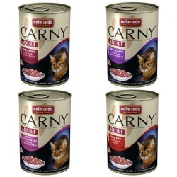 ANIMONDA Cat Carny Adult 24x400g Mix