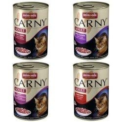 ANIMONDA Cat Carny Adult 24x400g Mix smaków