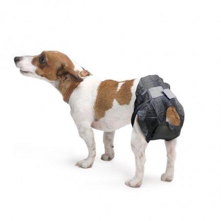 Pieluchy majtki dla psa kota M 12 szt.