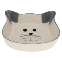 Cat Bowl Cat Face 18.5 cm