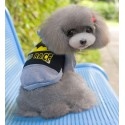 Bluza dla psa z kapturem - Batman (na psie)