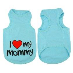 Koszulka dla kota - I love my mommy