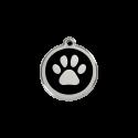 Adresówka(blaszka) z grawerem - wzór: Paw