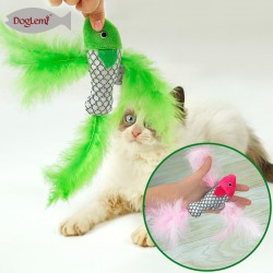 Little Cat Toy Mouse