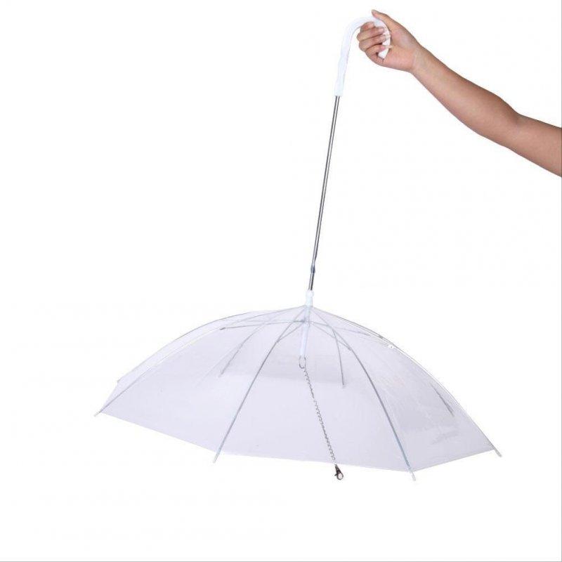 Smycz - parasol dla psa