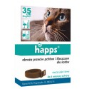 Happs collar for fleas and ticks for małegopsa35 cm