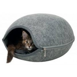 Playpen, transporter, felt cat den