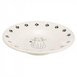 Miska dla kotów o krótkim pyszczku 0,2 L