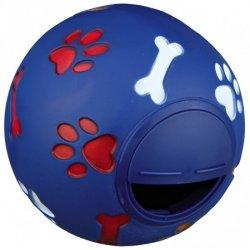 Zabawka interaktywna kula smakula dla psa