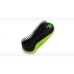 Brush to comb the dog - glove