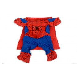 Spiderman costume for your pet
