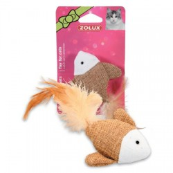 Rybka FISH - Zabawka dla kota