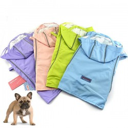 Kurtkadla average dog raincoats