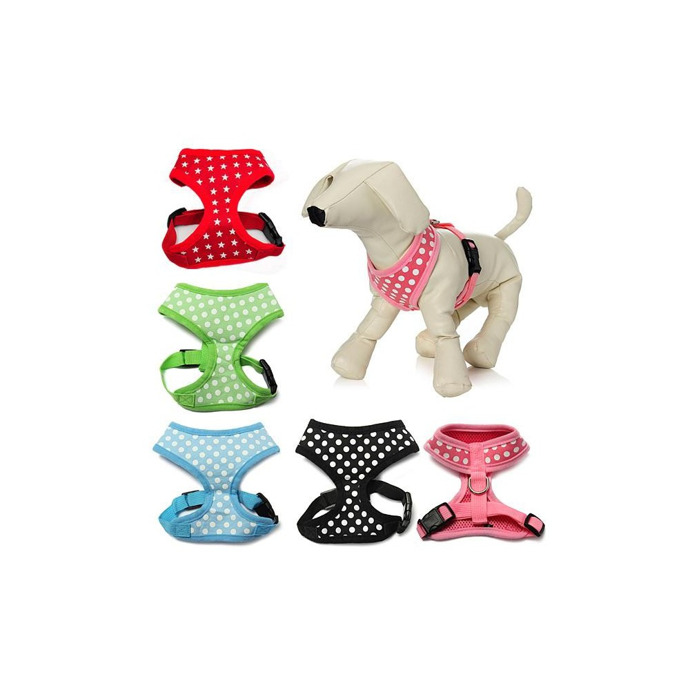 Harness for dog, cat, rabbit + leash