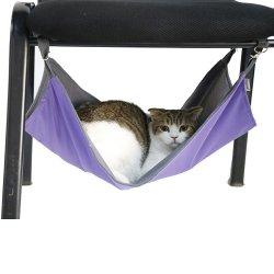 Hamak legowisko podwieszane dla kota