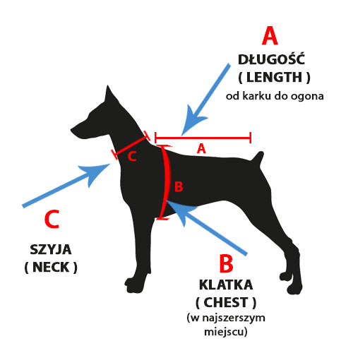 How to measure your dog / cat?